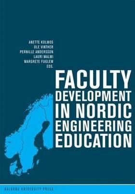 Faculty Development in Nordic Engineering (Paperback)
