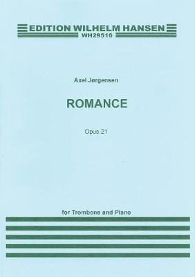 Romance Op. 21: For Trombone and Piano (Paperback)
