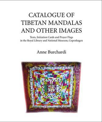 Catalogue of Tibetan Mandalas and Other Images - COMDC 8.1 (Hardback)