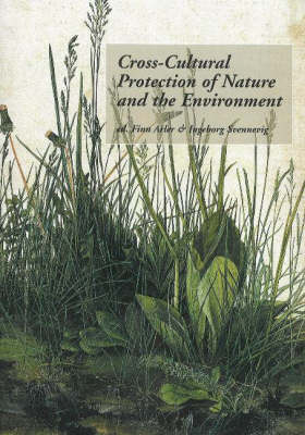 Cross-Cultural Protection of Nature and the Environment (Paperback)