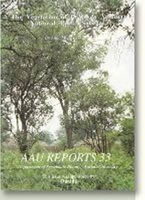 Vegetation of Delta Du Saloum National Park, Senegal - AAU Reports 33 (Paperback)