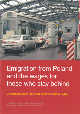 Emigration from Poland & the Wages for Those Who Stay Behind (Paperback)