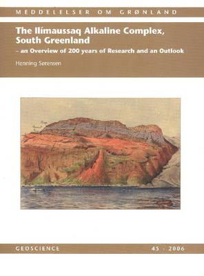 Ilimaussaq Alkaline Complex, South Greenland (Paperback)