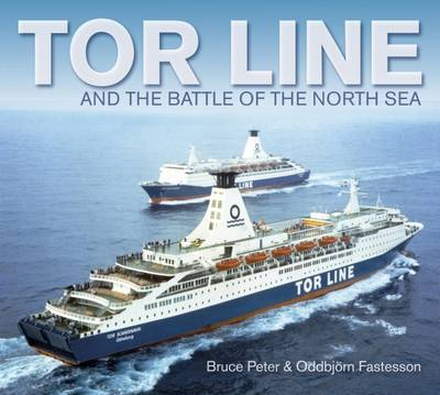 Tor Line and the Battle of the North Sea (Paperback)