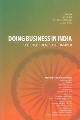 Doing Business in India: Selected Themes to Consider (Paperback)