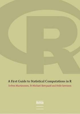 A First Guide to Statistical Computations in R (Paperback)