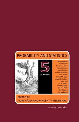 Probability and Statistics: 5 Questions (Paperback)