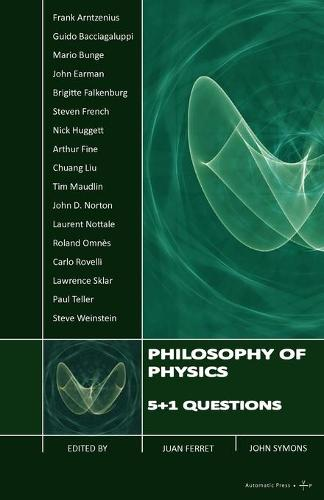 Philosophy of Physics: 5+1 Questions (Paperback)