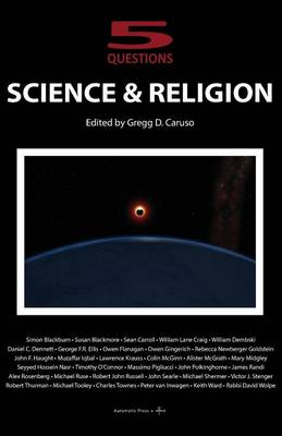 Science and Religion: 5 Questions (Paperback)