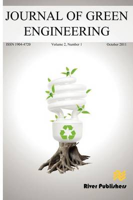 JOURNAL OF GREEN ENGINEERING Vol. 2 No. 1 (Paperback)
