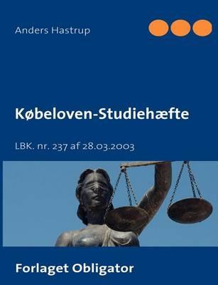 Kobeloven - Studiehaefte (Paperback)