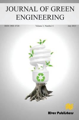 Journal of Green Engineering 3-4 (Paperback)