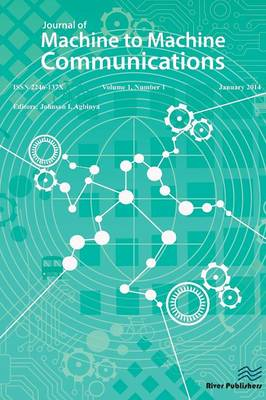 Journal of Machine to Machine Communications (Paperback)