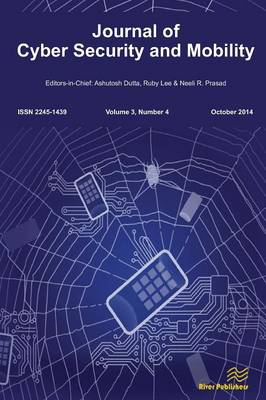 Journal of Cyber Security and Mobility 3-4 (Paperback)