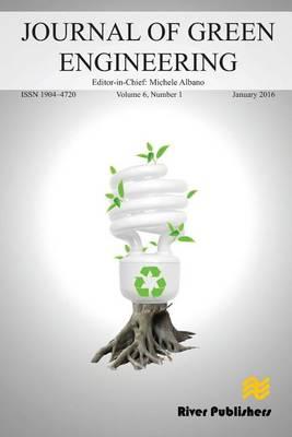 Journal of Green Engineering 6-1 (Paperback)