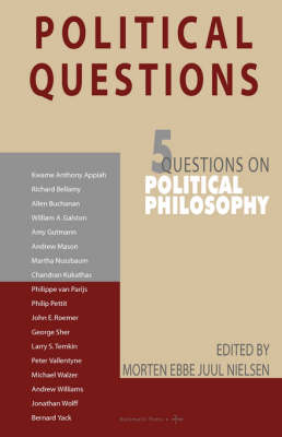 Political Questions: 5 Questions on Political Philosophy (Paperback)