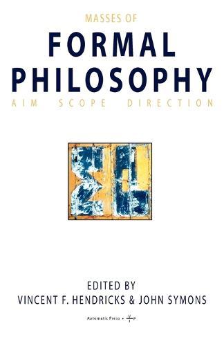 Masses of Formal Philosophy (Paperback)