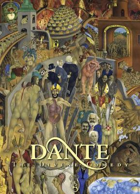 Dante's Divine Comedy (Paperback)