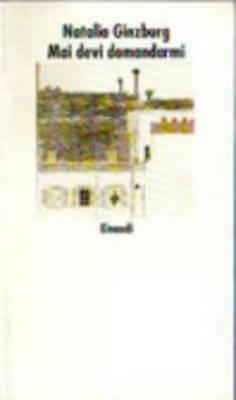 Mai Devi Domandarmi (Paperback)