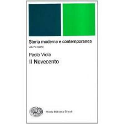 Il Novecento. Storia Moderna E Contemporanea IV (Paperback)