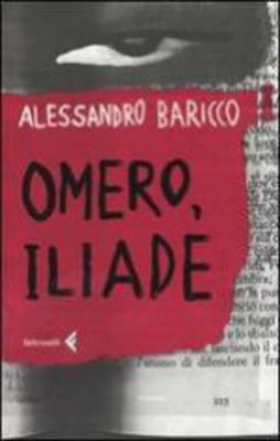 Omero, Iliade (Hardback)