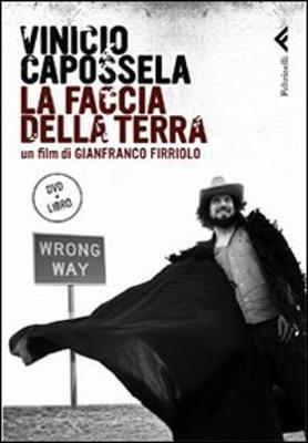 Vinicio Capossela - La faccia della terra - Libro + dvd