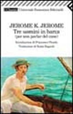 Tre uomini in barca (Paperback)
