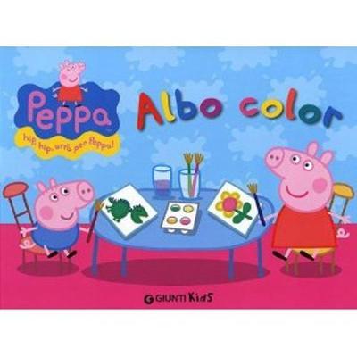 Peppa Pig: Albo Color (Paperback)