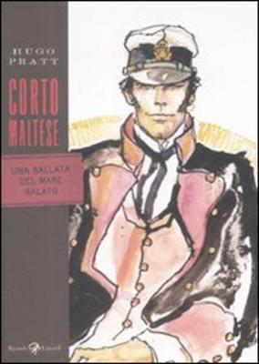 Corto Maltese UNA Ballata Del Mare Salato (Paperback)