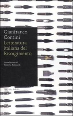 Letteratura italiana del Risorgimento (Paperback)