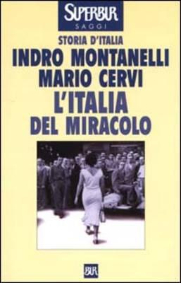 Italia Del Miracolo (Paperback)