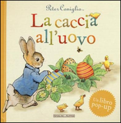 Beatrix Potter: La Caccia All'uovo - Un Libro Pop-Up (Hardback)