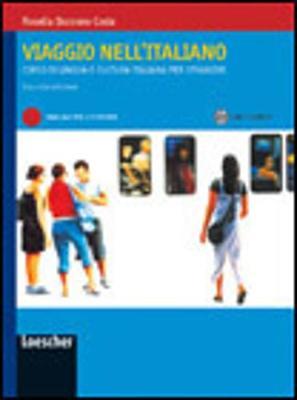 Viaggio nell'italiano: Manuale per lo studente (Paperback)