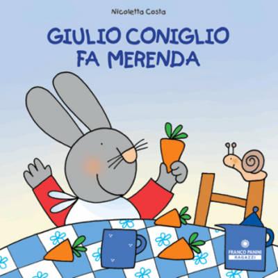 Giulio Coniglio: Giulio Coniglio FA Merenda (Hardback)
