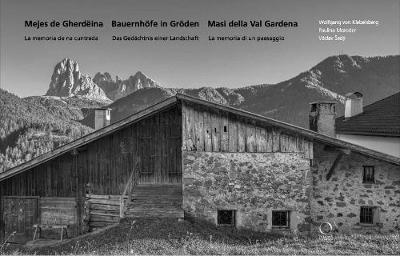 Mejes de Gherdeina - Bauernhoefe in Groeden - Masi della Val Gardena (Hardback)