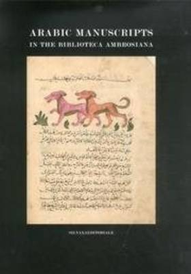 Catalogue of the Arabic Manuscripts in the Biblioteca Ambrosiana: New Fund F-h (Hardback)