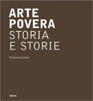 Arte Povera: Storia E Storie (Paperback)