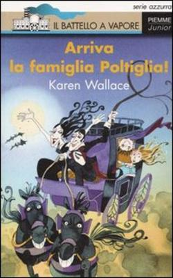 Arriva la famiglia poltiglia! (Paperback)