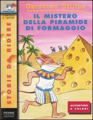 Il Mistero Della Piramide DI Formaggio (Paperback)