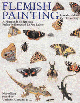 Flemish Painting: From the 16th to the 18th Century (Hardback)