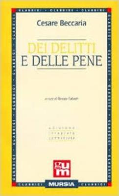 Dei Delitti e Delle Pene (Paperback)