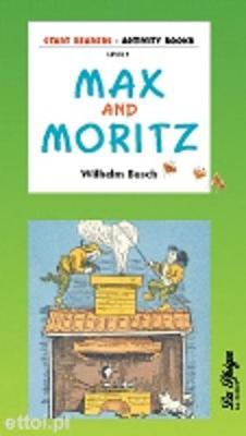 La Spiga Readers - Start Readers (A1): Max and Moritz + CD