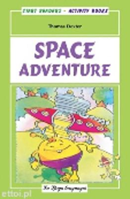 La Spiga Readers - Start Readers (A1): Space Adventure + CD