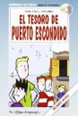 La Spiga Readers - Primeras Lecturas (A1/A2): El Tesoro De Puerto Escondido + CD