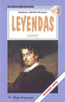 La Spiga Readers - Lecturas Simplificadas (A2/B1): Leyendas + CD