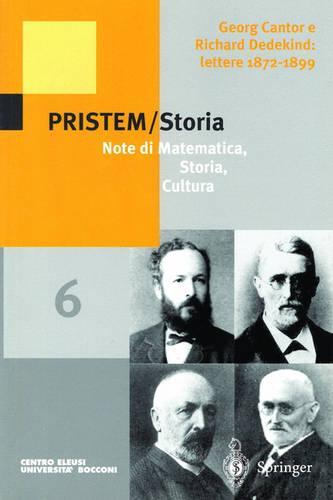 Note DI Matematica, Storia, Cultura 6 - PRISTEM/Storia (Paperback)