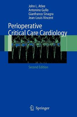 Perioperative Critical Care Cardiology - Topics in Anaesthesia and Critical Care (Paperback)