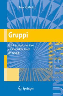 Gruppi: Una Introduzione a Idee E Metodi Della Teoria Dei Gruppi (Paperback)