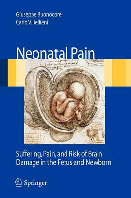 Neonatal Pain: Suffering, Pain, and Risk of Brain Damage in the Fetus and Newborn (Paperback)