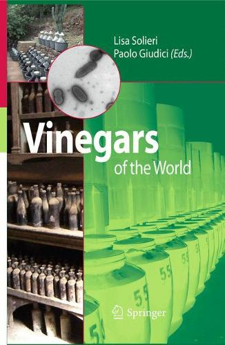 Vinegars of the World (Paperback)